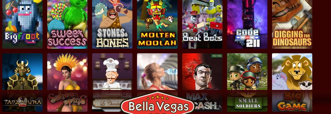 Bella Vegas Casino Games 4